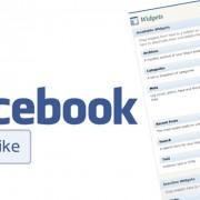 La liste des meilleurs widgets Facebook Wordpress