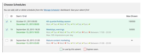 plugin de gestion de la publicité Ad Rotate